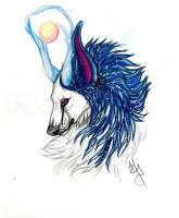 Celestial Collie by Napoisk