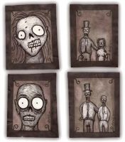Family Of Decay Series Three by justinaerni