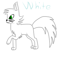 White by Daffodillfox