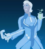 TRON: Legacy - Zuse by dospeh