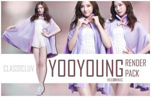 Yooyoung Hello Venus png pack by classicluv