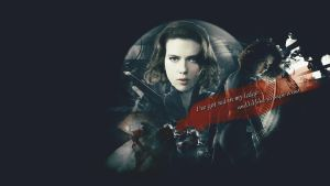red in my ledger by Super-Fan-Wallpapers