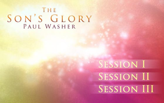 'The Son's Glory' DVD_menu by whitenine