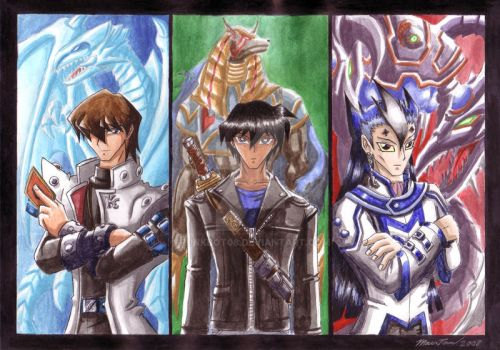 Duelists of Light by punkbot08