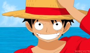 Luffy One Piece by nano140795