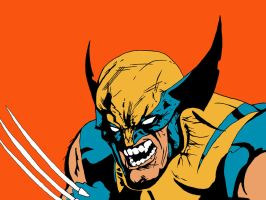 wolvie 1 by mlh70