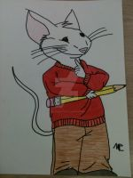 Stuart Little 2 by the-shmegster