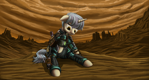 Alone by Nukechaser24