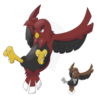 FAKEMON: AVIOR by mssingno