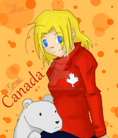Fem!Canada by Engelmoon