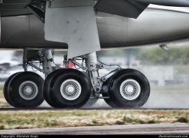 Landing Gears Airbus 330 by illuminati-visuals