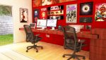 Home Office by A-neto