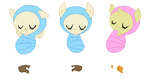 Blanket Babies Base by SelenaEde
