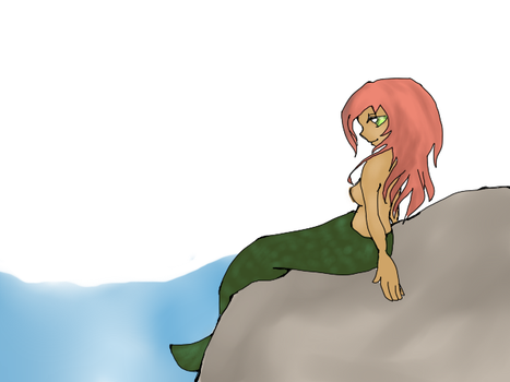 Mermaid by Misuki-luvs-you