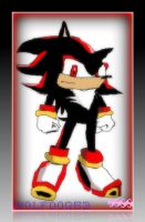 Shadow The Hedgehog... by Princ3ssWolfi3