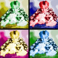 Key Popart by Xinahs