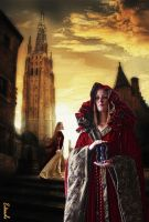 The sorceress of Bruges by Wimmeke63