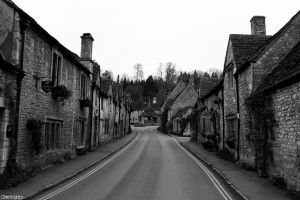 Village by Clerdy