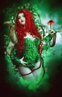 Poison Ivy by thornevald