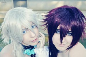 Alice and Abyss - Smile by Sora-Phantomhive
