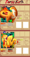 Team Burning Earth -- PMD-U by OliverTwined