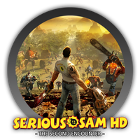 Serious Sam The Second Encounter HD - Icon by Blagoicons