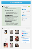 Userstyle: Fixed Sidebar for DeviantART Sta.sh by pica-ae