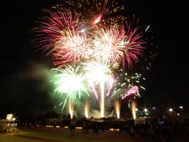 Relay for Life 2012 Fireworks 10 - The Big Bang by BrendanR85