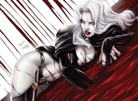 Lady Death by PaolaPieretti