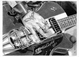 Johnny Depp - Play! by shaman-art