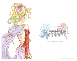 Final Fantasy Dissidia: Terra by Morgwaine