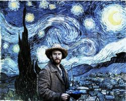 Vincent Van Gogh Requested by WhovianForLife