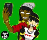 Goldie + Becca: Selfies 2 by OUC