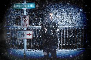 Snow Day - The Road to Success by Lewiscdl