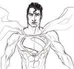 Superman by gwynplaine60