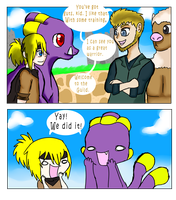 Duality 00: pg. 14 by ChaChaFox