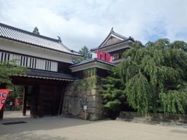 Ueda Castle 22 by SHiNiGAMi-Xiii
