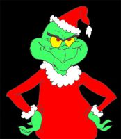 The Grinch Who Stole Christmas by danidarko96