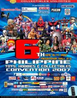 TFPH at 6th Phil TOYCON 2007 by transformersph