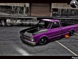 A Princesa dos Customs - HDR C by MrNexXx