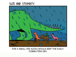 Commuter by Size-And-Stupidity
