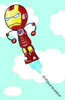 I are Iron Man by DDRshaman38