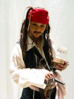Jack Sparrow by kaizer-verde