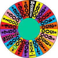 Monster High Wheel of Fortune Round 1 With Addons by germanname