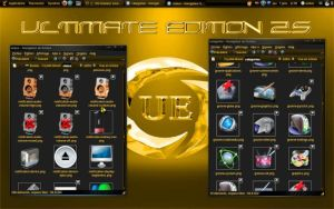 UE 2.5 Gold by axilien
