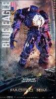 Pacific Rim-Blue Eagle 2 by GamerGirl14