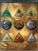 The All Seeing Eye v2 by Oulixeus