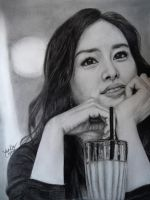 Kim Tae Hee by y3nd0