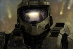 Halo by jmont