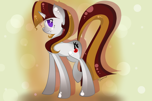 New Cherri Melody Design by LlamasWithKatanas